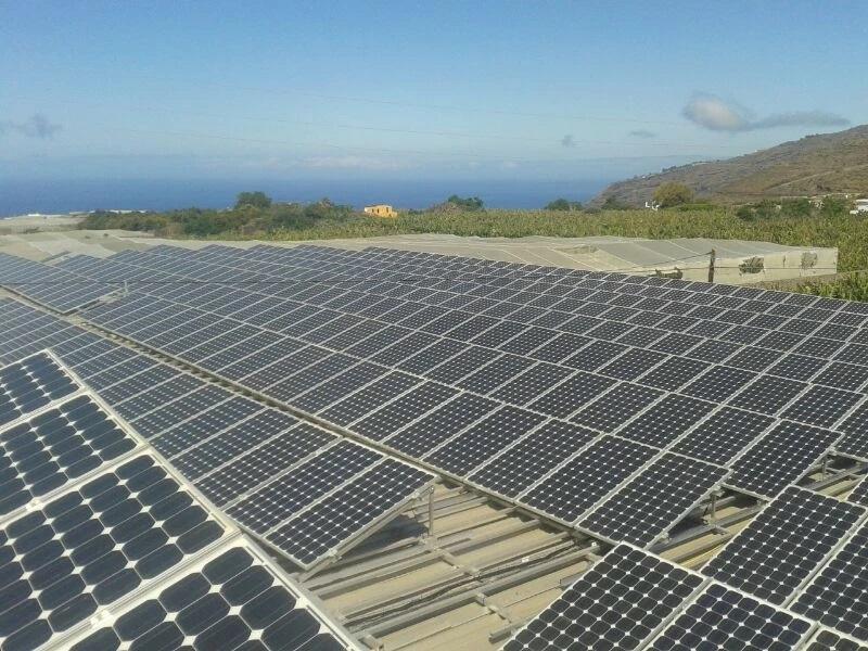 La Palma Fotovoltaica 150KW