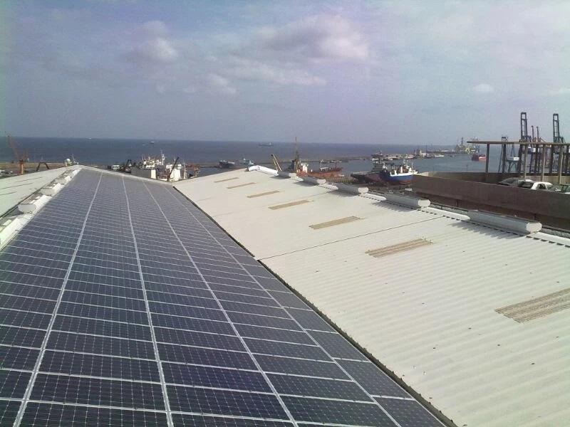 Las Palmas G.C. Potencia Instalada 60 KW.