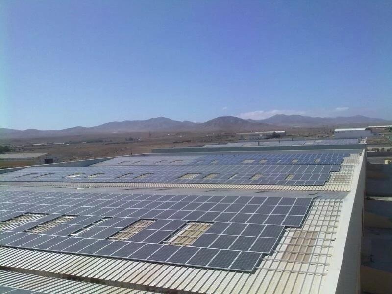 Fuerteventura Potencia Instalada 1,3 MW.