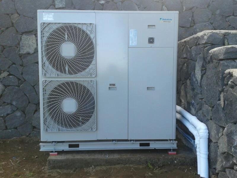 La Palma Bomba de Calor Inverter y ACS 150L